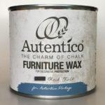 Black Furniture Wax