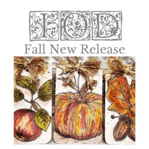IOD Fall New Release